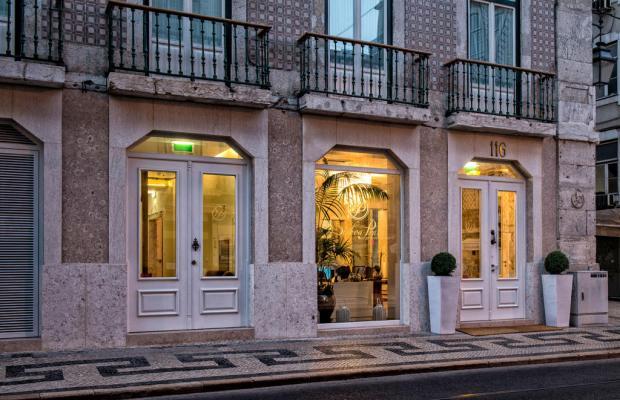 фото Lisboa Prata Boutique Hotel изображение №30