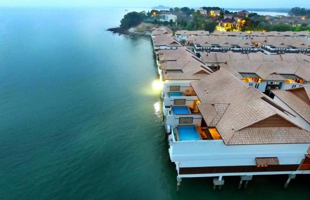 фотографии отеля Grand Lexis Port Dickson (ex. Legend International Water Homes) изображение №15