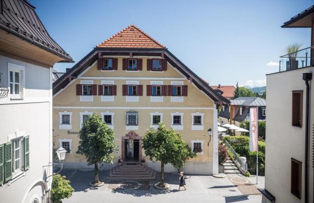 фотографии отеля Romantik Hotel Gmachl изображение №7