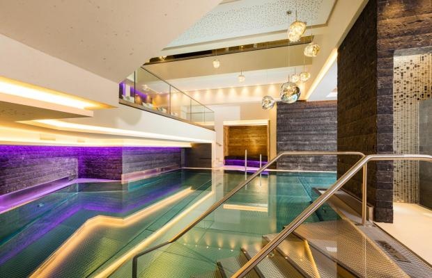 фотографии отеля Sporthotel Silvretta изображение №39