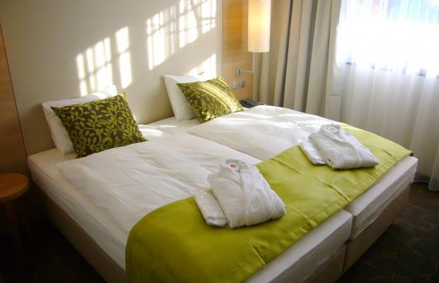 фото H+ Hotel Salzburg (ex. Ramada Hotel Salzburg City Centre) изображение №22