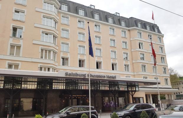 фото отеля Sheraton Grand Salzburg изображение №1