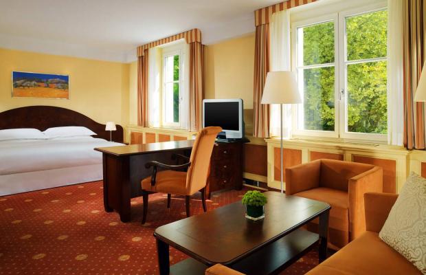 фотографии отеля Sheraton Grand Salzburg изображение №7
