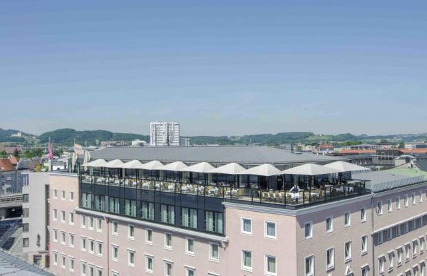фотографии отеля Crowne Plaza Salzburg - The Pitter изображение №23