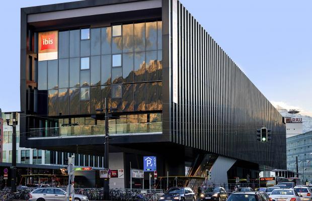 фото отеля Ibis Innsbruck изображение №1
