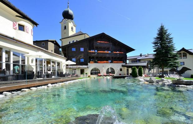 фото отеля Post Saalbach изображение №21