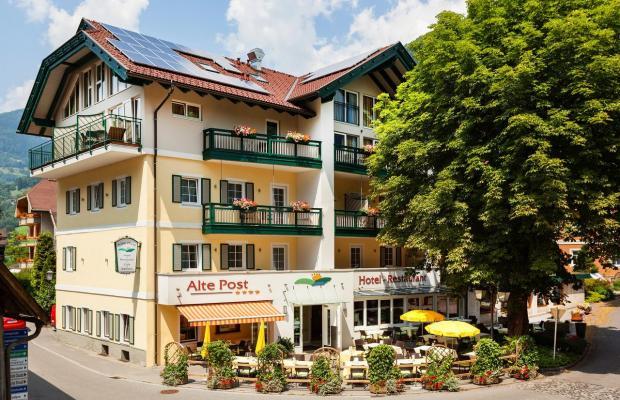 фотографии отеля Hotel Alte Post изображение №7