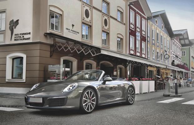 фото отеля Iris Porsche Hotel & Restaurant изображение №1