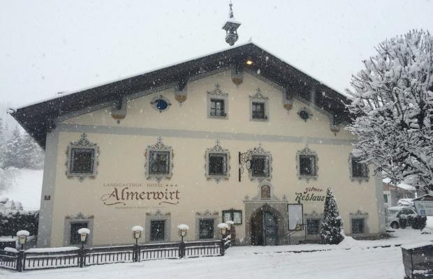 фотографии отеля Landgasthof-Hotel Almerwirt изображение №3
