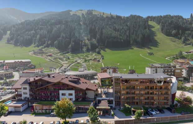 фото отеля Salzburger Hof Hotel Leogang изображение №9
