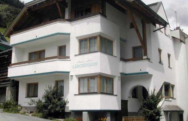 фото отеля Garni Larchenheim изображение №1