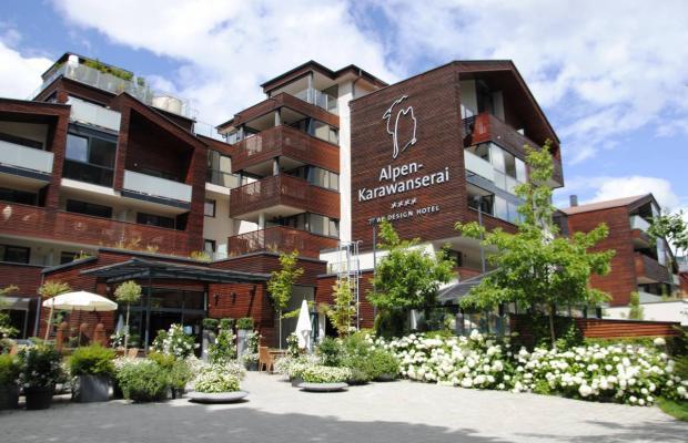 фотографии Alpen-Karawanserai (ex. Blumenhotel Tirolerhof) изображение №40