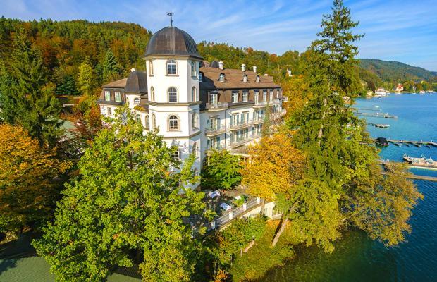 фотографии отеля Hotel Schloss Seefels изображение №11