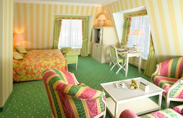 фото Hotel Schloss Seefels изображение №10
