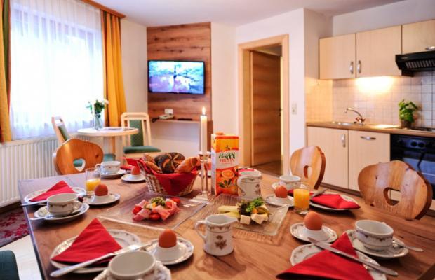 фотографии отеля Apart Garni Almrausch изображение №7
