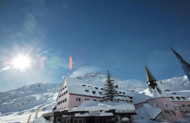 фотографии отеля Arlberg Hospiz Hotel изображение №15