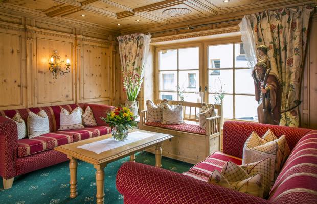 фотографии отеля Hotel Gletscherblick изображение №15