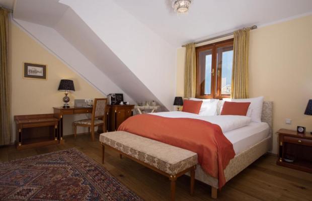 фотографии отеля Seehotel Gruner Baum изображение №15