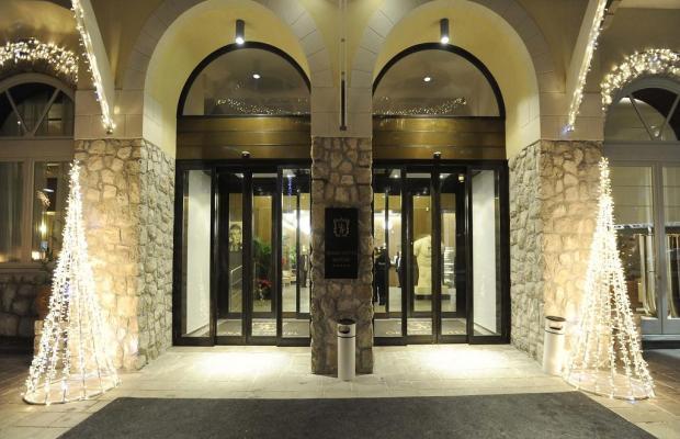 фотографии отеля Grand Hotel Savoia изображение №15