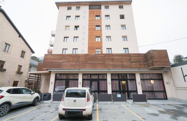 фото отеля HB Aosta (ex. Bus) изображение №1