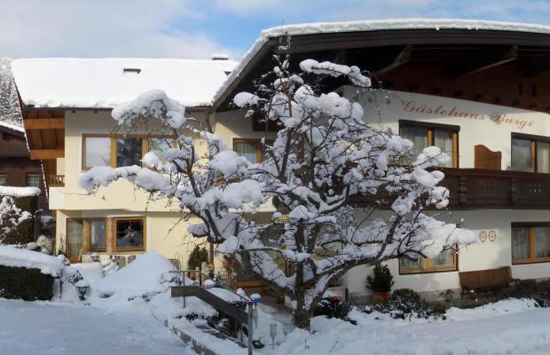 фотографии отеля Burgi Gaestehaus изображение №23