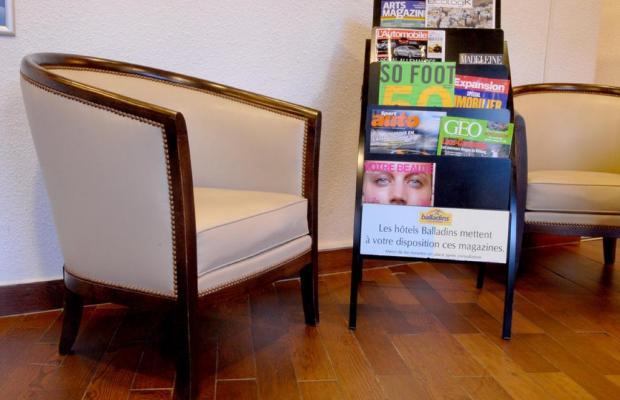 фотографии отеля Balladins Annecy изображение №11