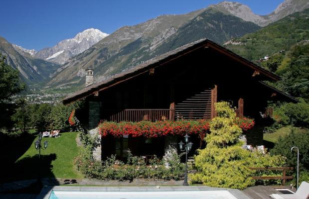 фотографии отеля Mont Blanc Hotel Village изображение №7