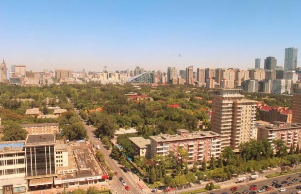 фотографии отеля Beijing Broadcasting Tower изображение №19