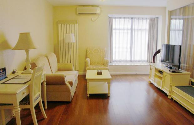 фотографии TaiYue Suites Beijing изображение №40