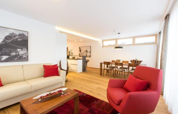 фотографии отеля Schneeweiss lifestyle - Apartments - Living изображение №67