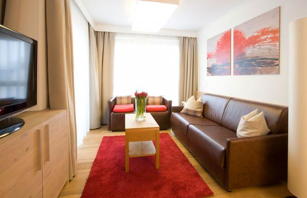 фото отеля Schneeweiss lifestyle - Apartments - Living изображение №13