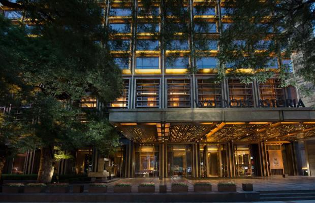 фото отеля Waldorf Astoria Beijing изображение №65