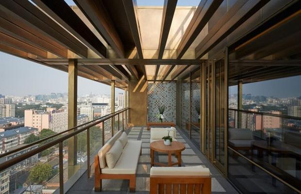 фото Waldorf Astoria Beijing изображение №22