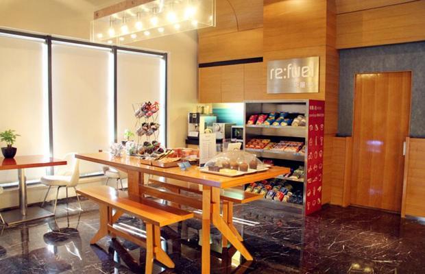 фото отеля Aloft Beijing Haidian изображение №25