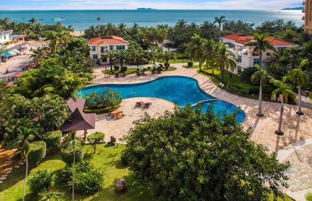 фотографии отеля Huayuan Hot Spring Seaview Resort изображение №7