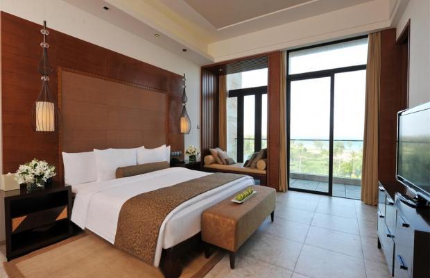 фотографии отеля Conrad Sanya Haitang Bay изображение №3