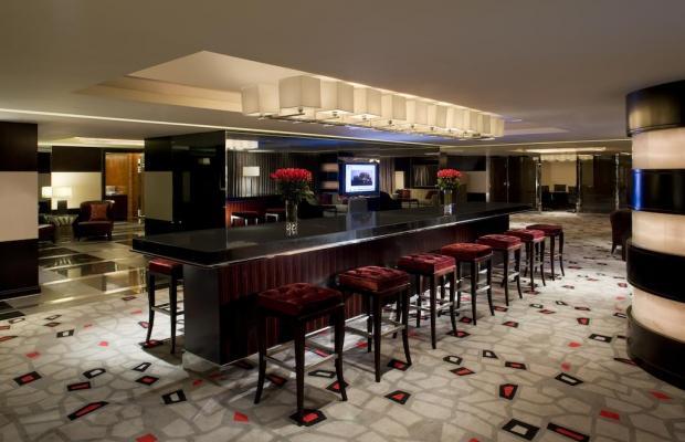 фотографии отеля Marriott Beijing City Wall изображение №19