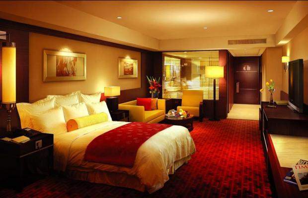 фото отеля Marriott Beijing City Wall изображение №5