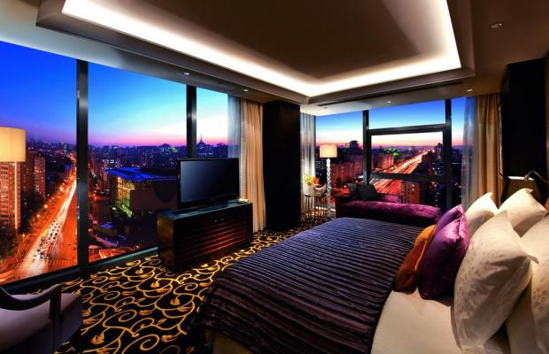 фотографии отеля Tangla Hotel Beijing изображение №23
