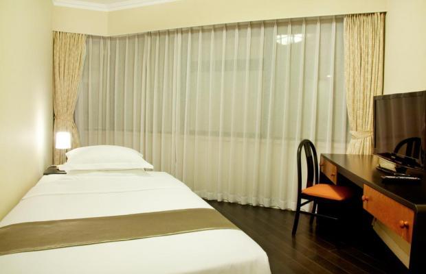 фотографии отеля Beijing HWA Apartment Hotel изображение №19