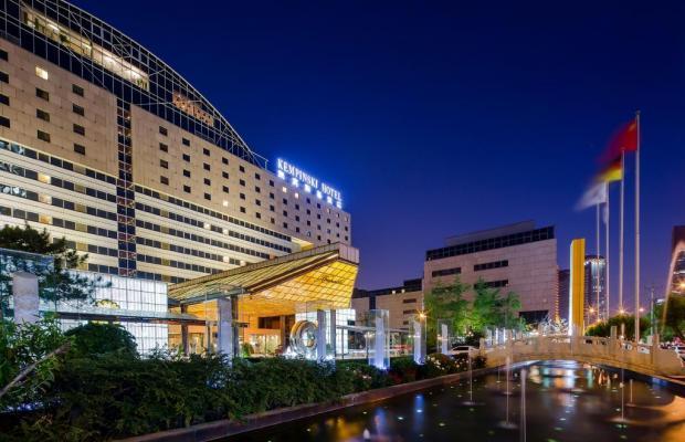 фото The Kempinski Hotel Beijing Lufthansa Center изображение №30