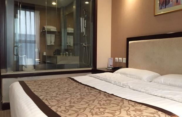 фотографии отеля Best Western Grandsky Hotel Beijing изображение №11