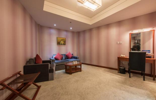фотографии отеля Ya'ao International Hotel Beijing (ех. Best Western OL Stadium) изображение №7