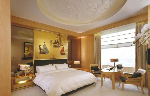 фотографии отеля Pangu 7 Star Hotel изображение №3