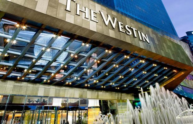 фото отеля The Westin Beijing Chaoyang изображение №1