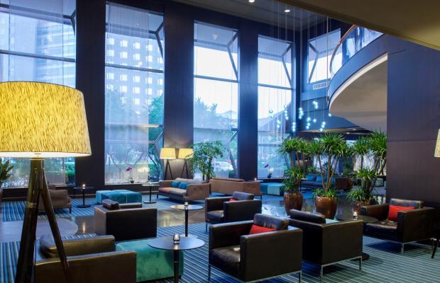 фотографии отеля Radisson Blu Hotel Beijing изображение №19