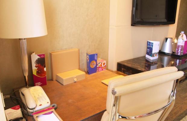фото отеля Crowne Plaza Hotel Chaoyang U-Town Beijing изображение №5