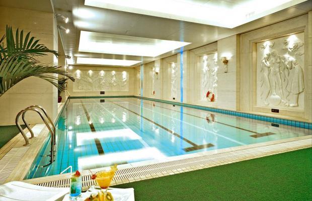 фото отеля Xinhai Jin Jiang Hotel изображение №21