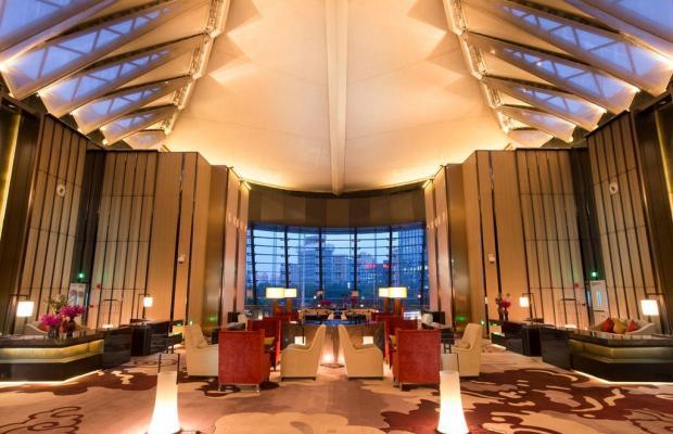 фотографии Grand Metropark Hotel Beijing (ех. Cts Plaza Beijing) изображение №24