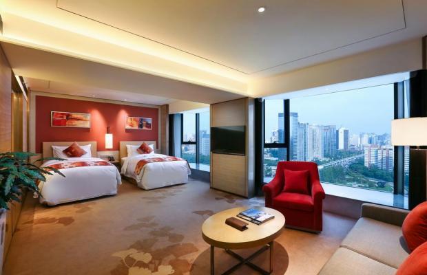 фотографии отеля Grand Metropark Hotel Beijing (ех. Cts Plaza Beijing) изображение №19